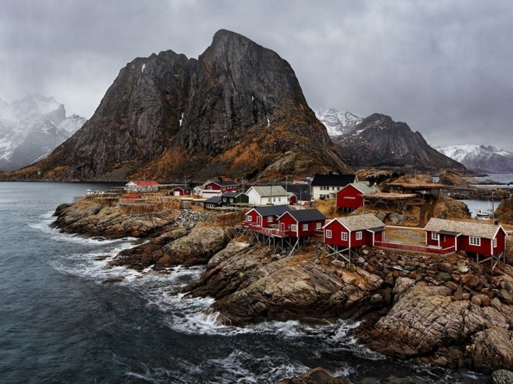 10. Hamnøy, Moskenes - Top 10 Things to See and Do in Norway
