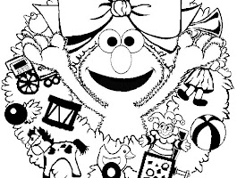 Free Coloring Pages Surf's Up