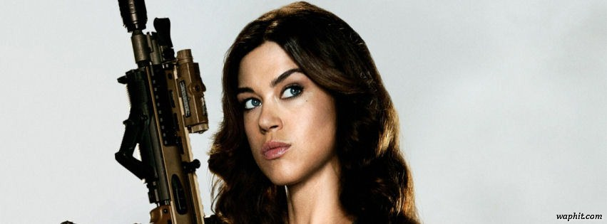 Adrianna Palicki in GI joe 2