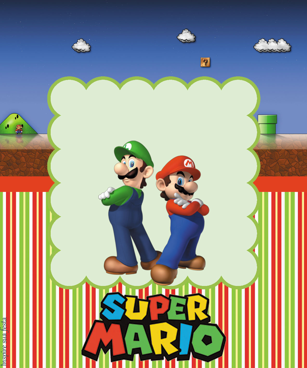 Old Super Mario Bros. v.6 Download Free - Jump over the blocks and ...