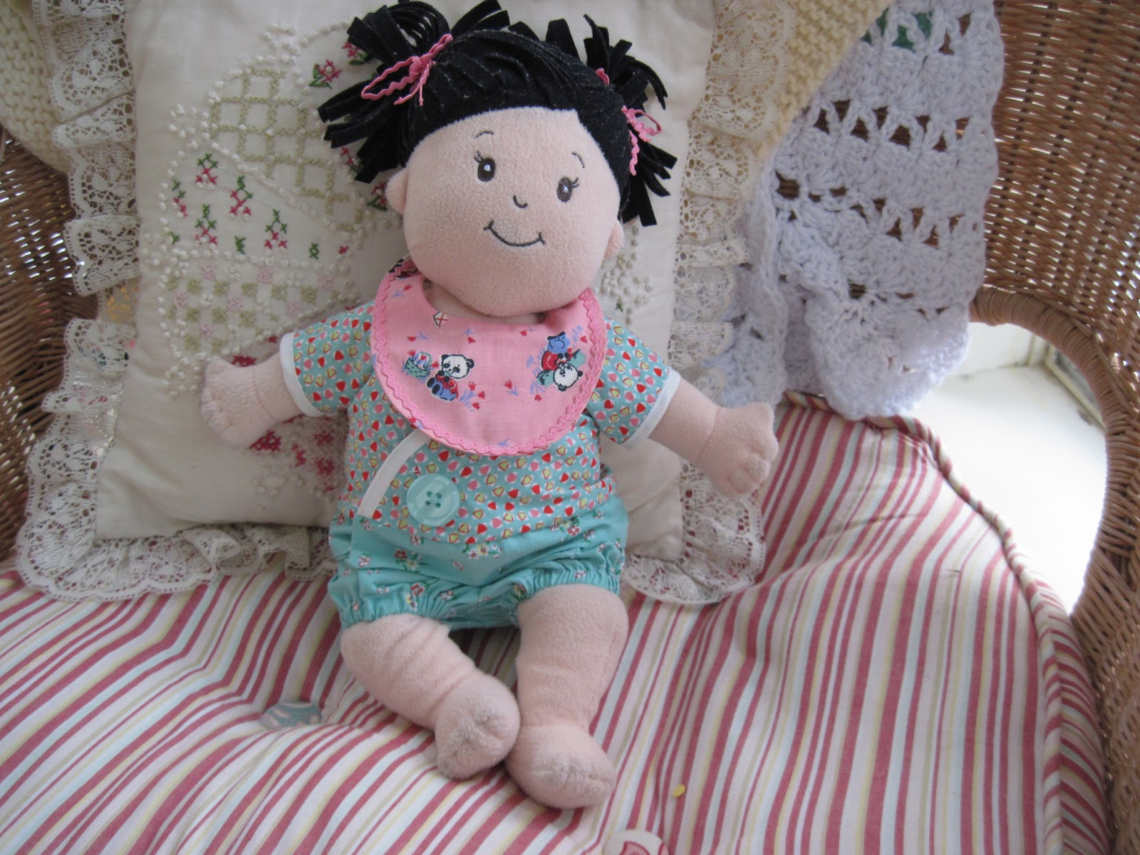 Beanniequilts : Baby Doll Stella Clothes