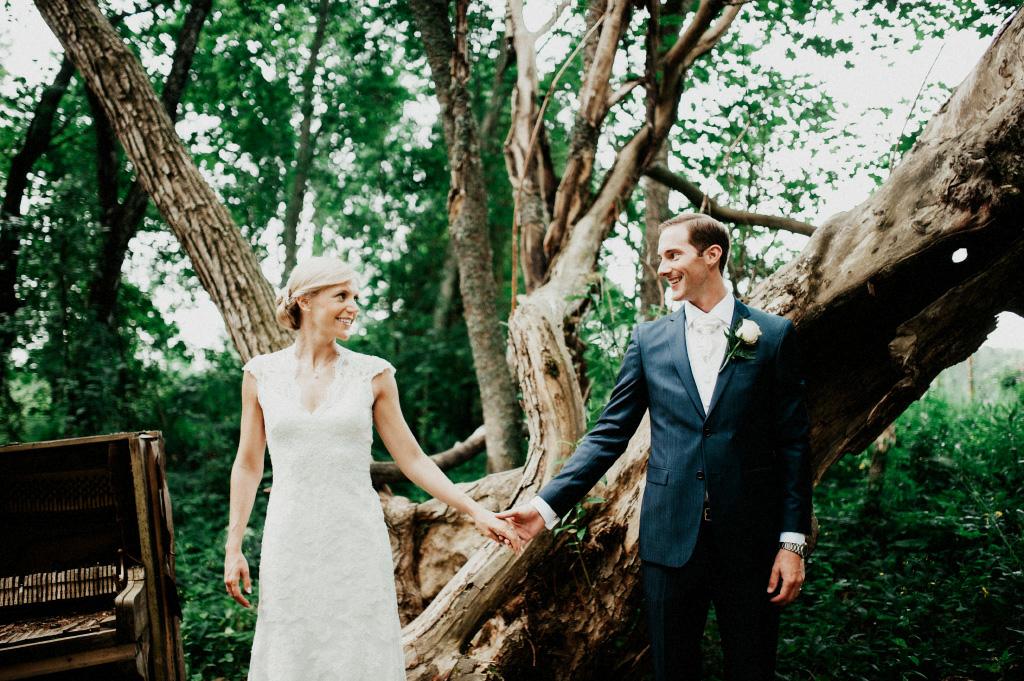 Bröllop fotografering porträtt