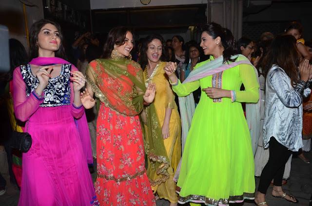 Inside Pics: Salman Khan, Sanjay Dutt, Shilpa Shetty's Ganesh Chaturthi Revelry- Bollywood News