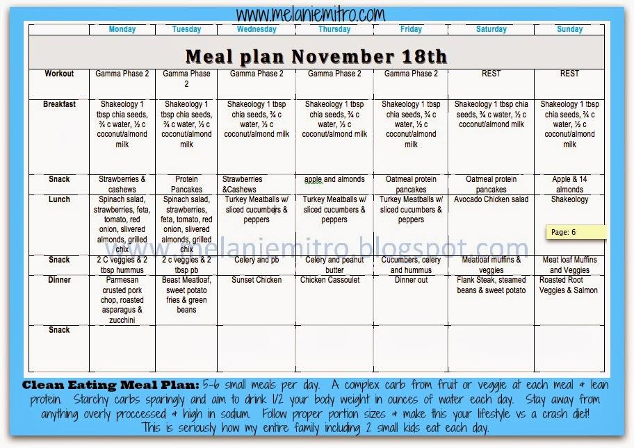 the hybrid diet meal plans pdf