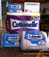 Cottonelle Clean Care Kit