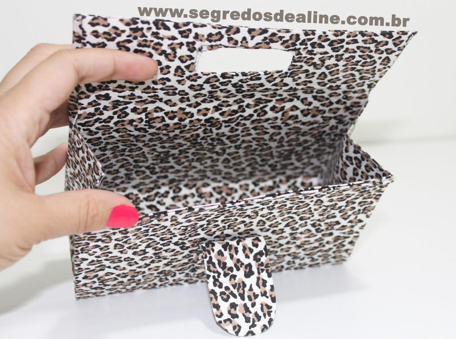 Bolsa Feita Com Caixa De Leite E Tecido : Segredos de aline bolsa caixa leite passo a