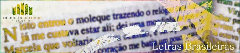 Letras Brasileiras