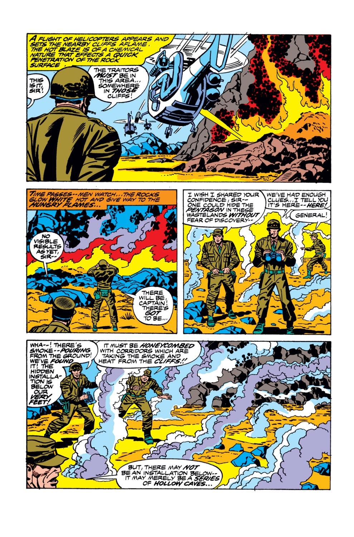 Captain America (1968) Issue #197 #111 - English 7