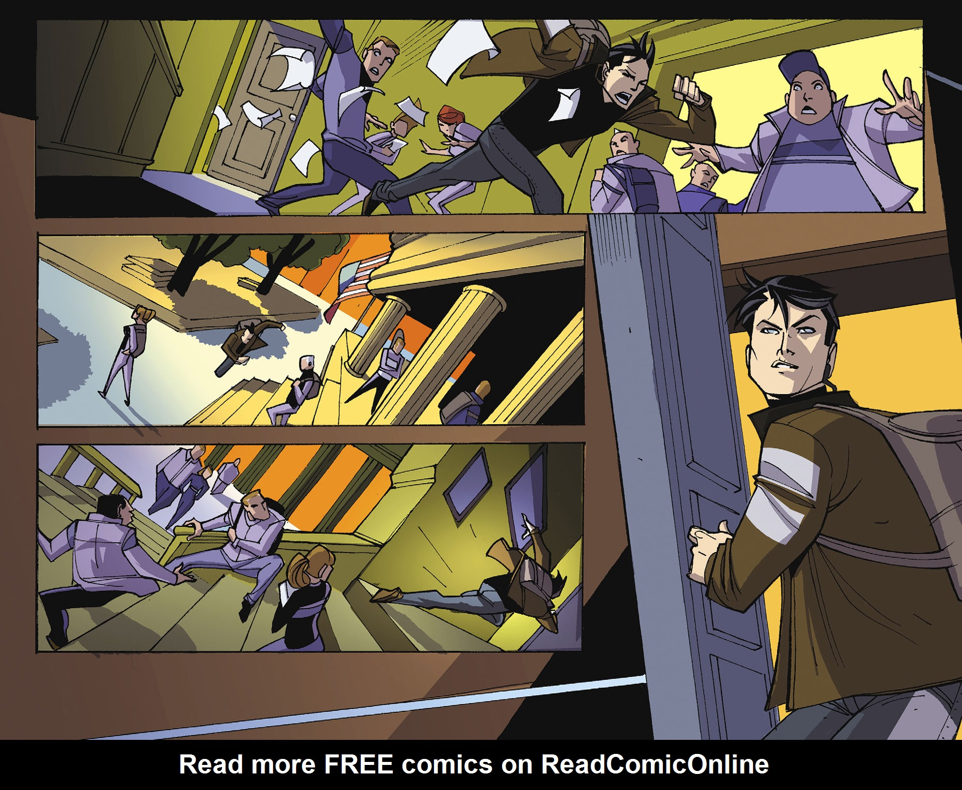 Batman Beyond 2.0 Issue #10 #10 - English 4
