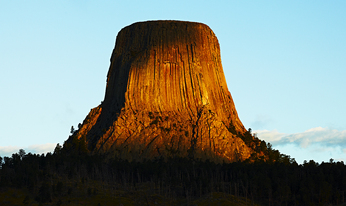 Devils Tower Wy >> Travel Trip Journey : Devils Tower Wyoming United States