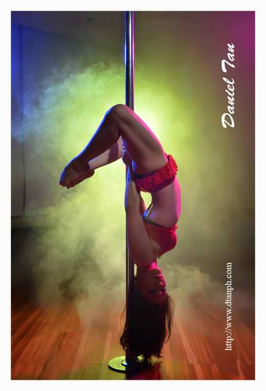 ciara sotto hot pole dancing exercise 01