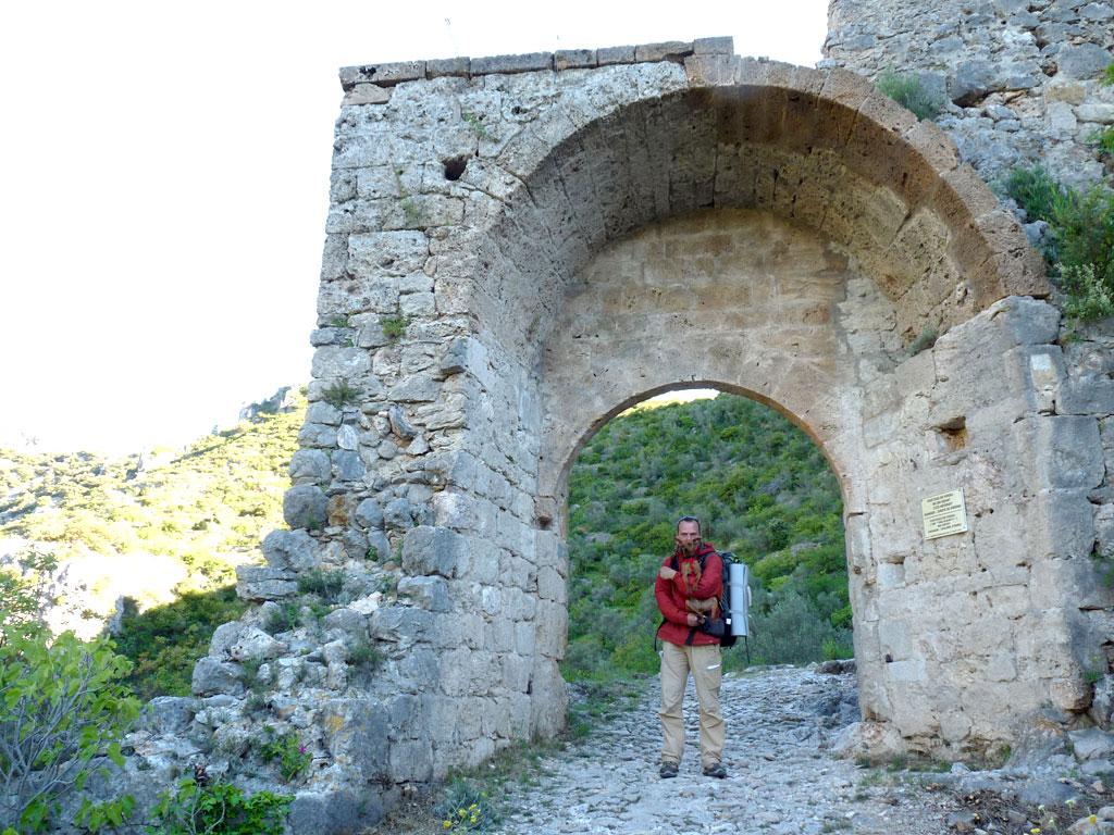 ノートル・ダム・ドゥ・ベル・グラス隠修道院  サン・ギエムの道 L'ermitage de Notre Dame de Belle Grâce