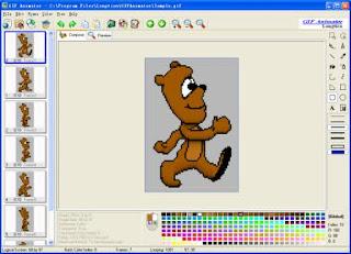 software untuk membuat gambar bergerak keren