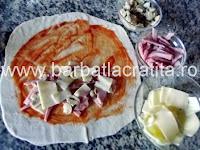 Pizza calzone preparare reteta