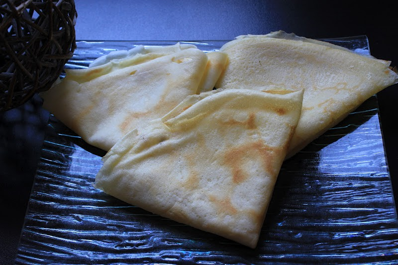 Papilles on off p te cr pes au thermomix ou sans - Pate a crepes thermomix ...