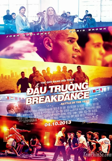 Đấu Trường Breakdance - Battle Of The Year 3d