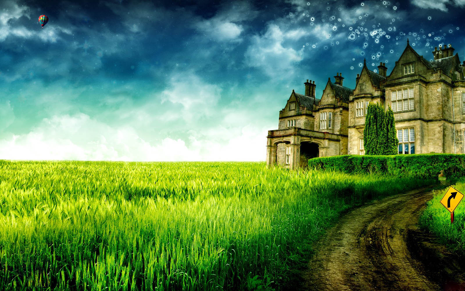 Wallpapers art nature wallpapers for 3d wallpaper of house
