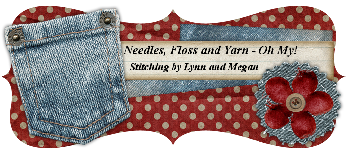 Floss, Needles and Yarn, Oh My!