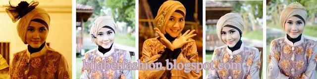 Cara Memakai Jilbab dengan 5 Gaya
