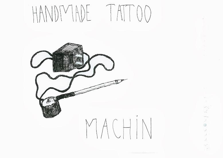 handmade tatto machin (2013)