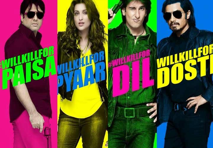 Kill Dil Title Song Ranveer Singh