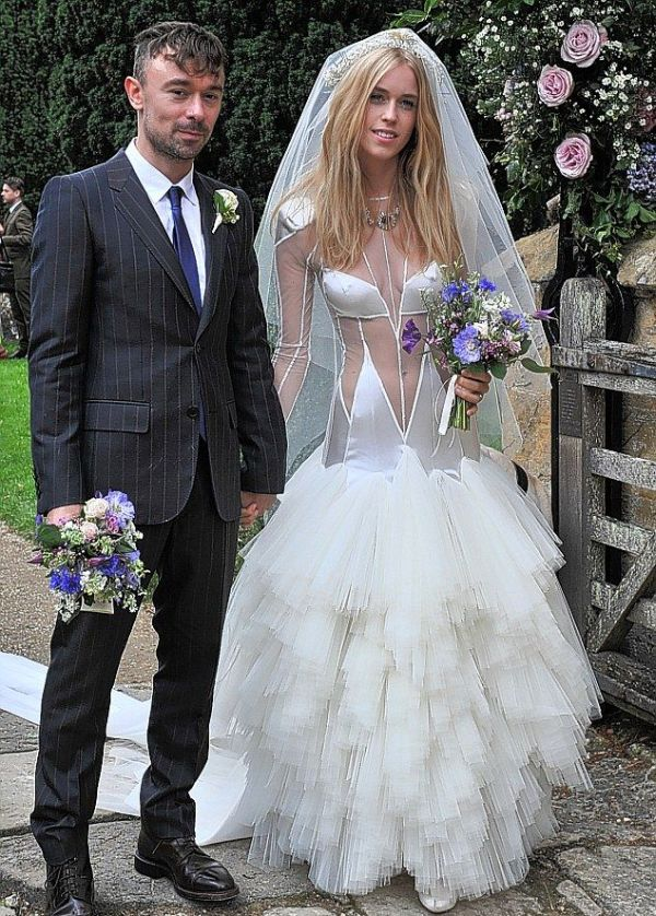Lady Mary Wedding Dress