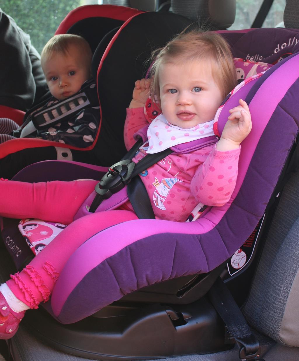 Cosatto Moova Hello Dolly Car Seat