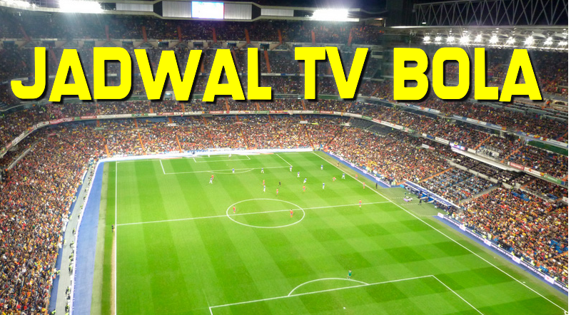 Jadwal Bola Siaran TV 6-9 April 2015