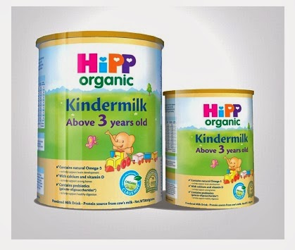 HiPP Organic Kindermilk Soon In The Philippines, by MommyManila