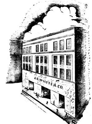 The department store museum j b white augusta georgia for Jewelry stores augusta ga