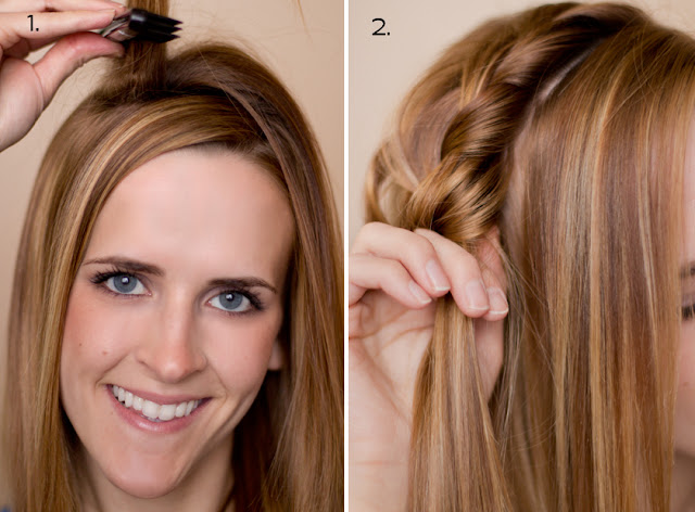 """Hair Advice,Braid With Volume"""