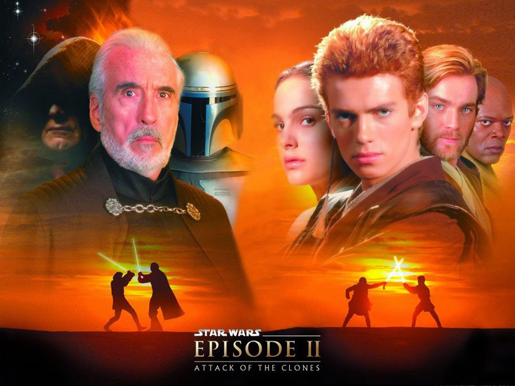 Star Wars: Episode II - Attack of the Clones - vpro cinema ...