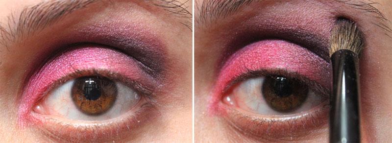 5 Tutorial de Maquiagem: Rosa e Roxo   Pink Gloss