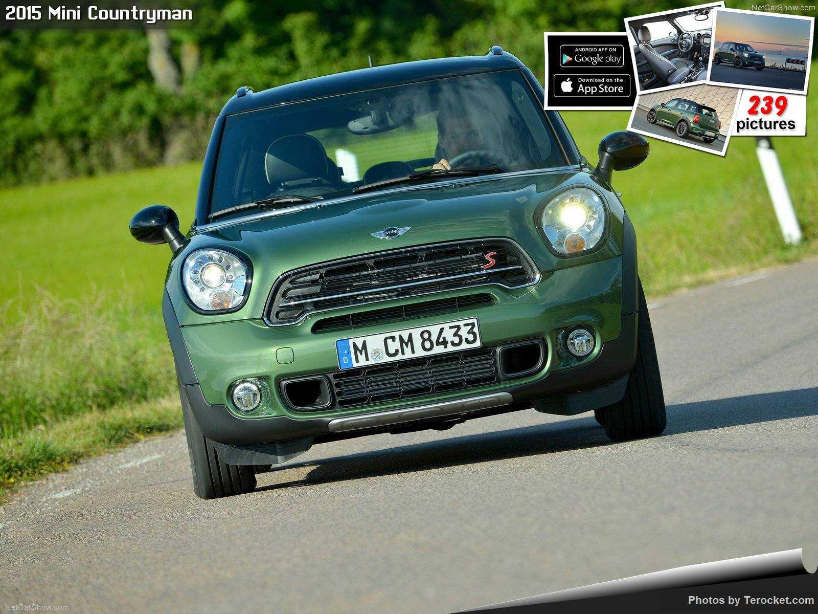 Hình ảnh xe ô tô Mini Countryman 2015 & nội ngoại thất