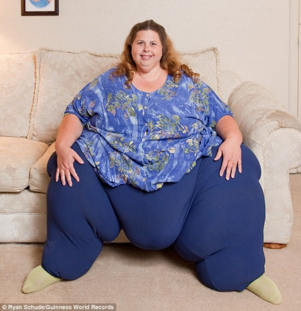Heaviest Woman 01