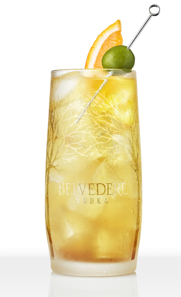 Belvedere 007 Martini