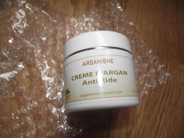 Creme di argan anti ride