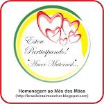 Selinho de homenagem ao dias das Mães.14/05 estará sendo postado meu acróstico façam uma visita.