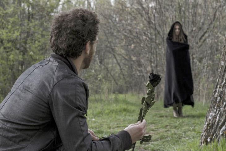 """Nuevas fotos de """"Vampyres"""", el remake de las vástagas de Drácula de Larraz."""