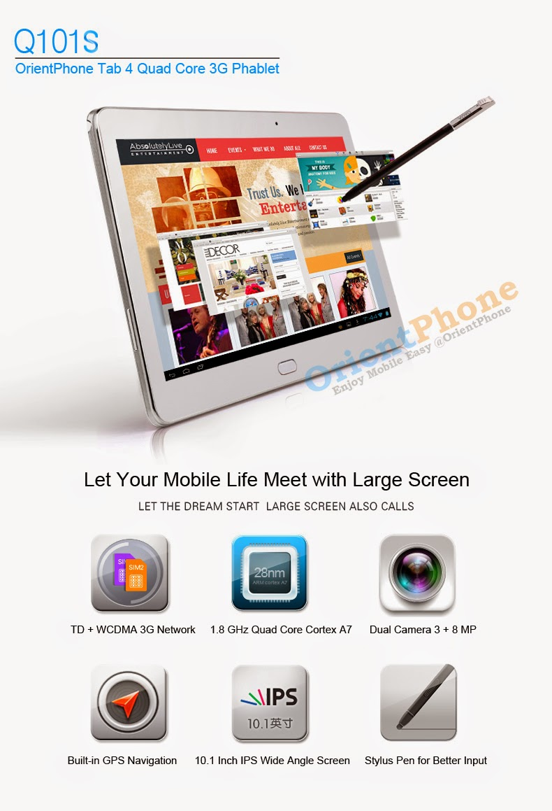 Top Android Mobile phone Alternatives & Clones: 10 Inch ...