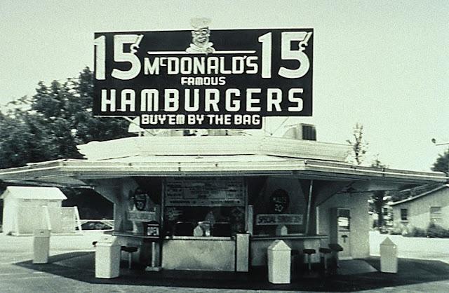 Keadaan Restoran Mcdonald