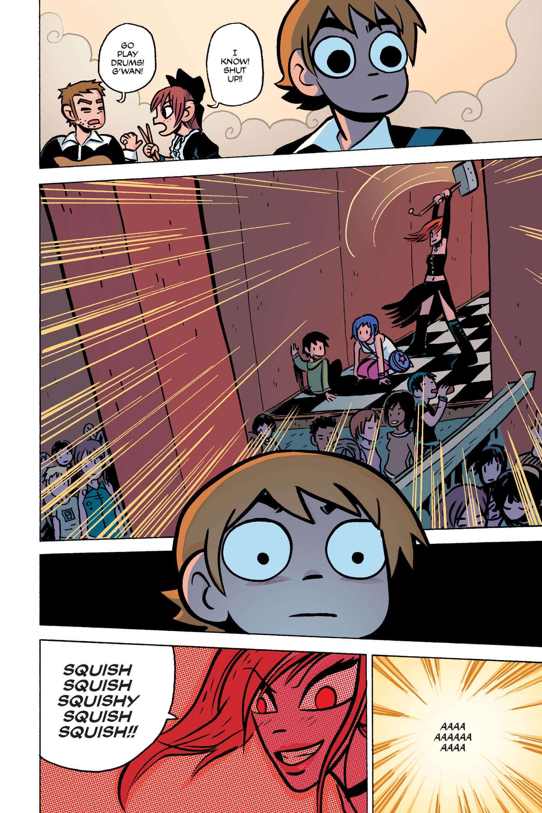 Read online Scott Pilgrim comic -  Issue #3 - 131