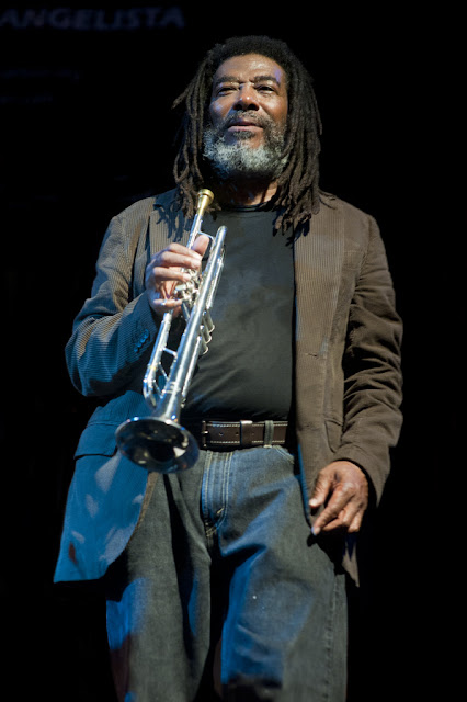 Wadada Leo Smith - Club de Música San Juan Evangelista (Madrid) - 20/11/2009