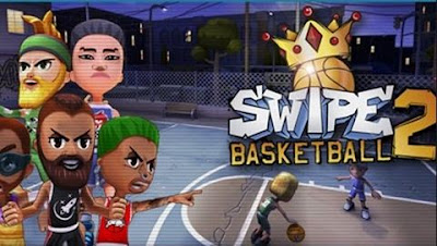 Download Swipe Basketball 2 Android Apk + Data