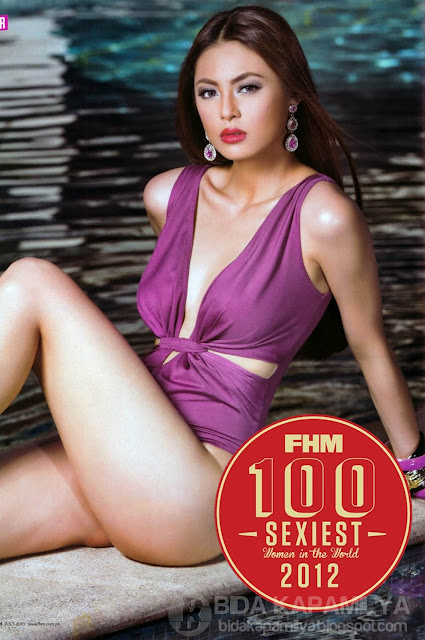 Sam Pinto is FHM's Sexiest Woman in the World 2012