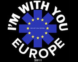 Red Hot Chili Peppers regalan cinco canciones en directo grabadas en Europa