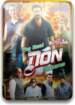 The Real Don 2014 Hindi Dubbed 720p DVDRip 1GB