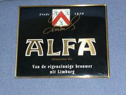 ALFA Bierlabel