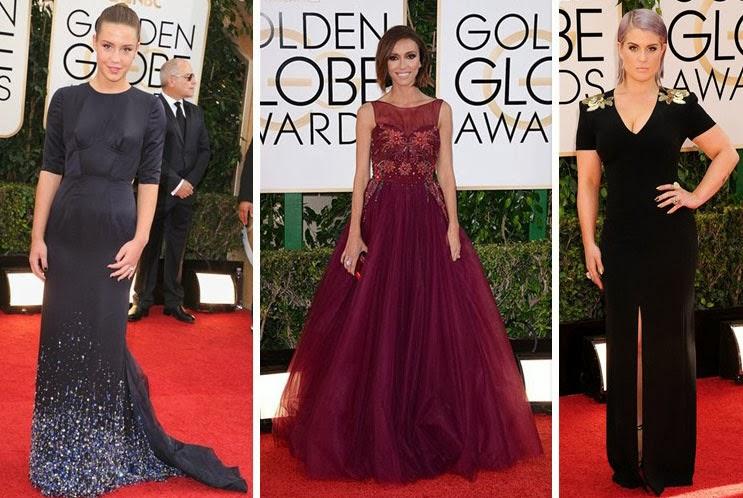 Somewhere I Belong: 2014 Golden Globe Red Carpet 3/3