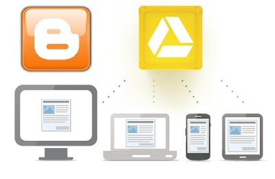 Google Drive - Blogger